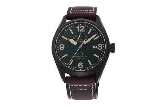 Mechanical Sports, Leather Strap - 41.0mm (RE-AU0201E)