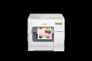 ColorWorks C3500 Color Label Printer