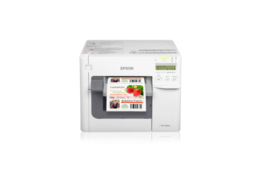 ColorWorks C3500 Color Label Printer