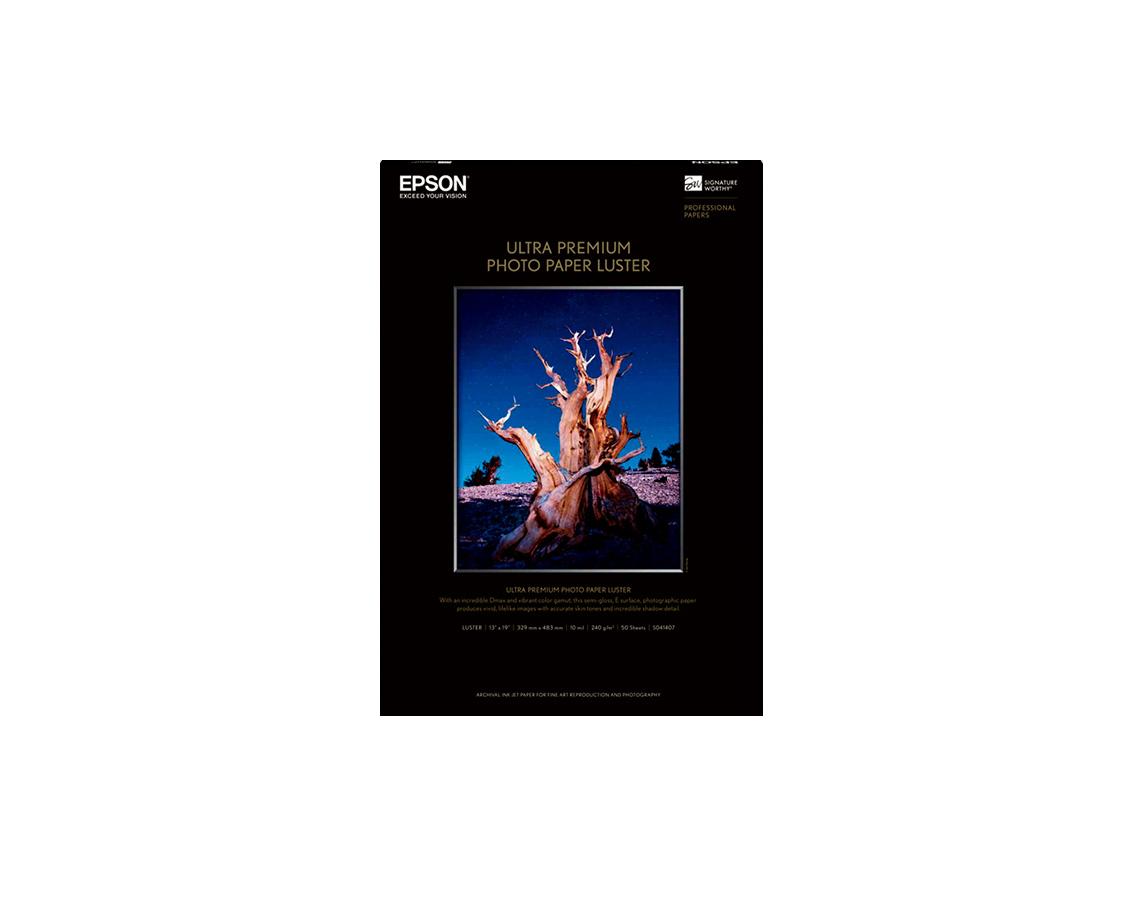 Epson S041405 Ultra Premium Photo Paper, 64
