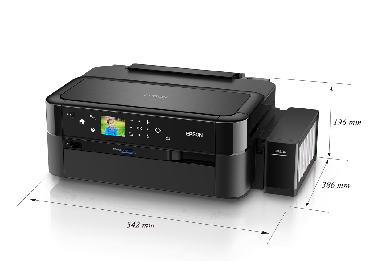 Impresora Epson EcoTank L810