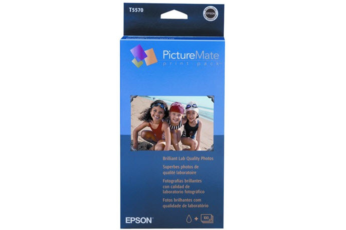 Epson T557 Picturemate Print Pack Glossy Ink For Home Epson Us
