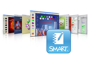 SMART Notebook Software for BrightLink Interactive Projectors
