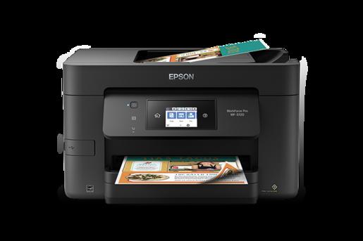 Epson WorkForce Pro WF-3720 | WorkForce Series | All-In-Ones