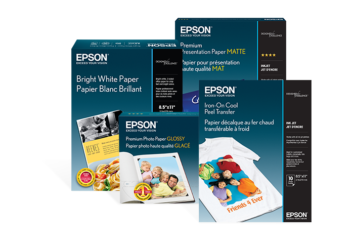 Why Epson Paper - Epson Papers Printer and Ink Quality