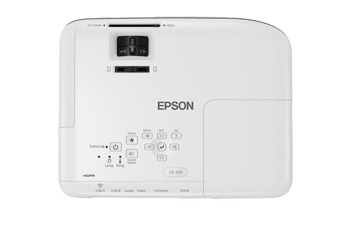 Epson PowerLite X41 + Projector