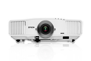 PowerLite Pro G5650W WXGA 3LCD Projector with Standard Lens