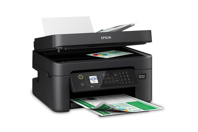 Epson WorkForce WF-2830 All-in-One Printer | Inkjet
