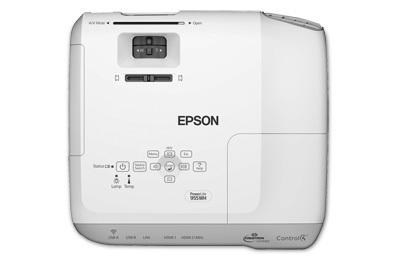Epson 955WH WXGA 3LCD Projector
