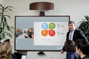 BrightLink Pro 1410Wi Meeting Room Productivity Tool with Wall Mount