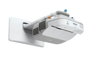 BrightLink 475Wi Interactive WXGA 3LCD Projector with Mount