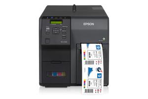 컬러라벨 프린터 COLORWORKS TM-C7500