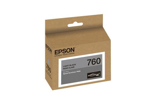 Epson 760, Light Black Ink Cartridge