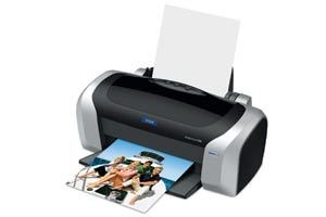 Epson Stylus C86 Ink Jet Printer
