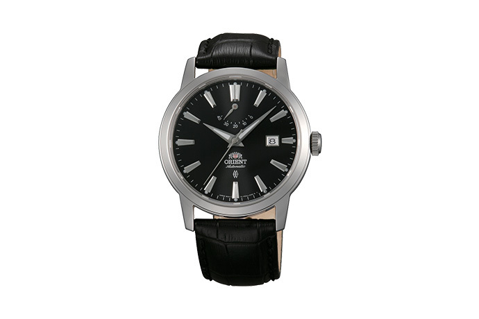ORIENT: Mechanical Contemporary Watch, Leather Strap - 41.0mm (AF05003B)