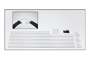 On Wall Cable Management Kit - ELPCK01