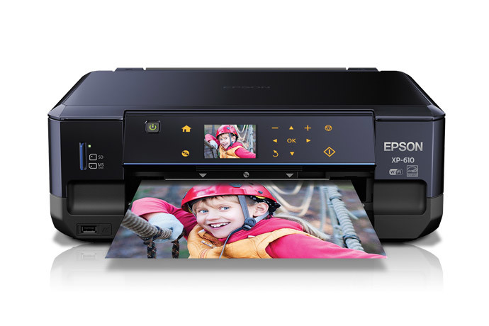 Epson xp-610 | xp series | all-in-ones | printers | support | epson us.