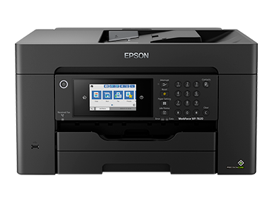 Epson WorkForce Pro WF-7820 wide-format all-in-one printer