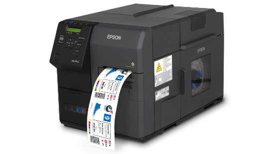 ColorWorks C7500 Inkjet Label Printer