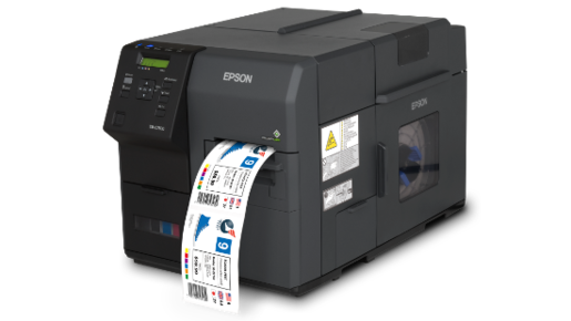 Image result for epson Tag Printer images