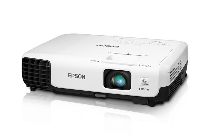 VS330 XGA 3LCD Projector