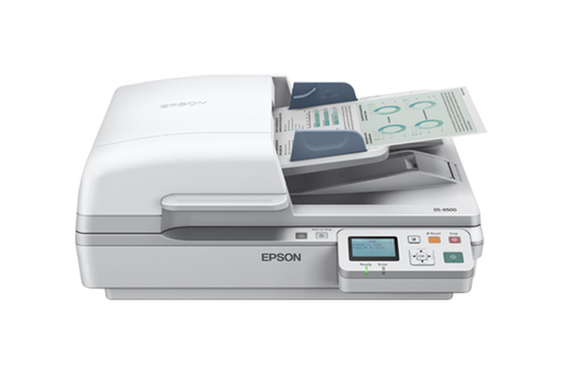 WorkForce DS-6500 Color Document Scanner