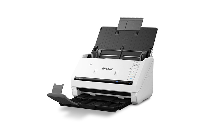Epson DS-575W II Wireless Color Duplex Document Scanner