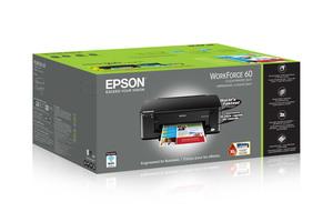 Epson WorkForce 60 Inkjet Printer