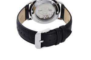 ORIENT: Mechanical Contemporary Watch, Leather Strap - 39.5mm (RA-AA0A05B)