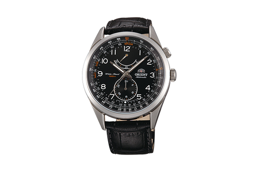 Mechanical Sports, Leather Strap - 43.0mm (FM03004B)