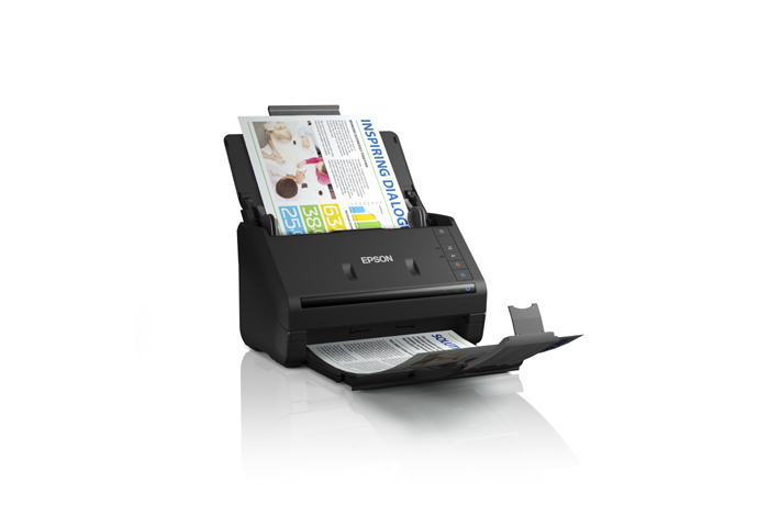 WorkForce ES-400 Duplex Document Scanner - Refurbished