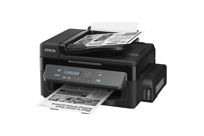 EcoTank M200 Multifunction B&W  Printer