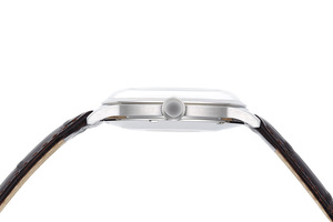 Orient: Mecanice Clasice Ceas, Piele Şnur - 40.5mm (AC00008W)