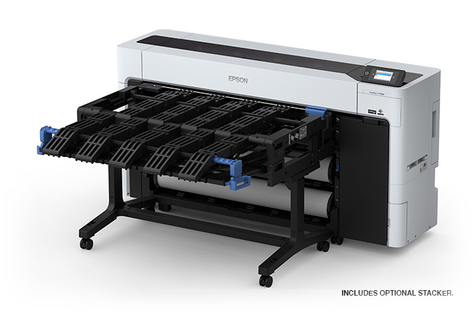 SureColor T7770D 44-Inch Large Format Dual Roll CAD/Technical Printer