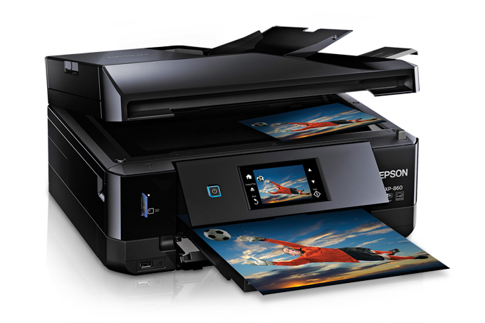 Epson Expression Photo XP-860 Small-in-One All-in-One Printer