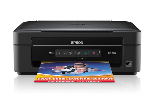 Expression Home XP-200 Small-in-One All-in-One Printer