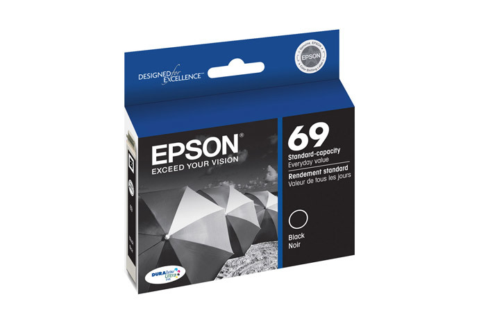 Epson 69, Black Ink Cartridge