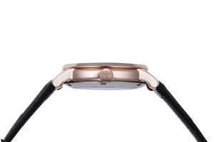 ORIENT STAR: Mechanisch Klassisch Uhr, Krokodilleder Band - 40mm (RE-HH0003S0)