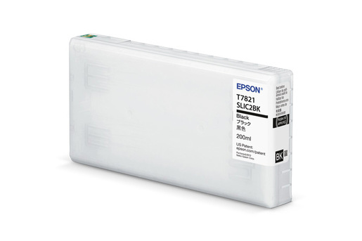 Epson T43S, 200ml Black Ink Cartridge
