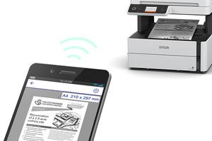 Impresora Multifuncional Epson EcoTank M3170