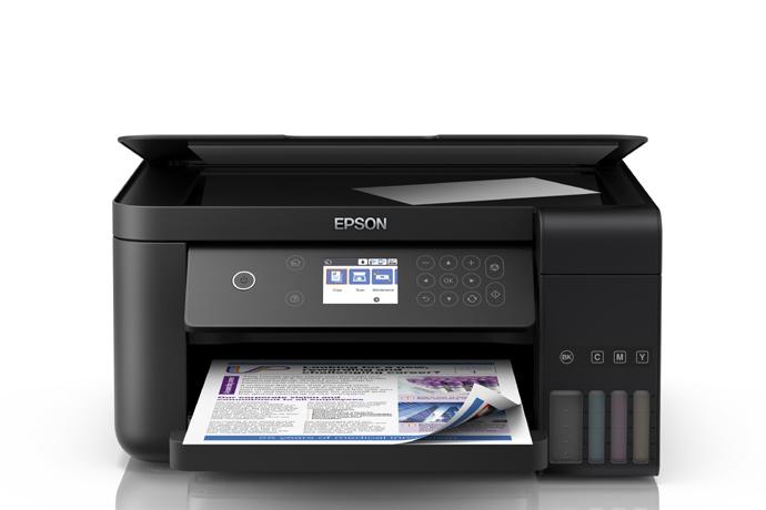 Impresora Multifuncional Epson Ecotank L6161 Inyecci 243 N