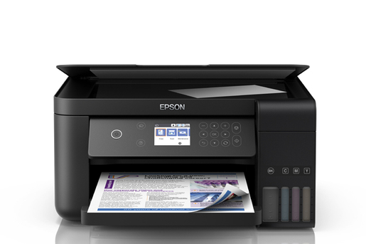 EcoTank L6161 All-in-One Printer