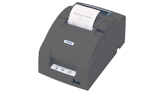 Epson TM-U220B POS Printer