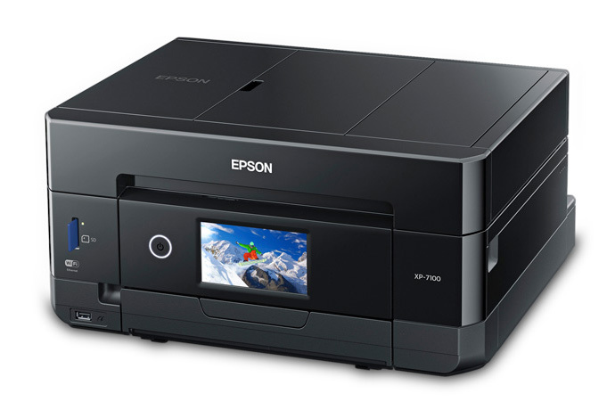 Expression Premium XP-7100 Small-in-One Printer