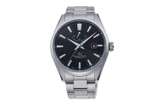 Mechanical Contemporary Watch, Metal Strap - 42.0mm (RE-AU0402B)