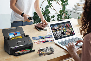 FastFoto FF-680W Wireless High-speed Photo Scanning System