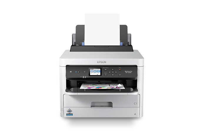 WorkForce Pro WF-C5290 Network Color Printer with Replaceable Ink Pack System