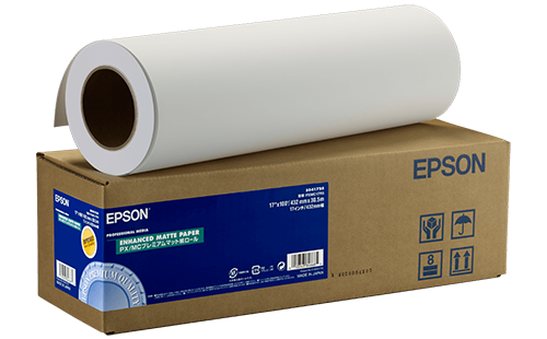 Epson Enhanced Matte Paper / Archival Matte Paper - A3 50 Sheets