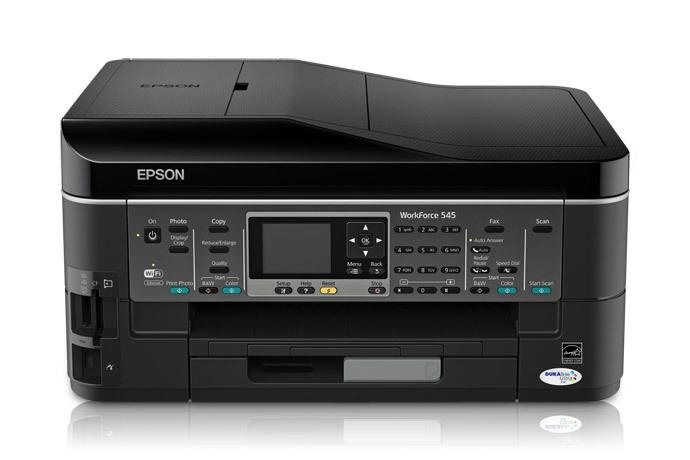 epson workforce 545 all in one printer inkjet printers for rh epson com epson workforce 545 user guide pdf Epson Workforce 545 Troubleshooting