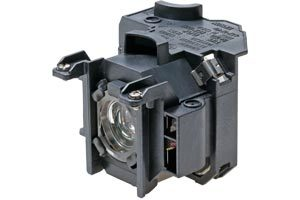 Replacement Projector Lamp Bulb ELPLP38//V13H010L38 for EPSON PowerLite 1710c